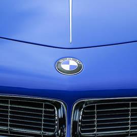 Jill Reger - 1958 BMW 507 Series II Raodster Hood Emblem -2432C
