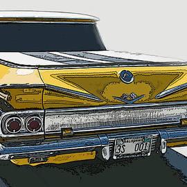 Samuel Sheats - 1960 Chevrolet El Camino