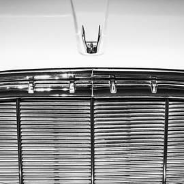 Jill Reger - 1960 DeSoto Fireflite Two-Door Hardtop Grille Emblem -0931bw