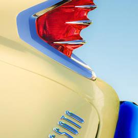 1960 Desoto Fireflite Two-door Hardtop Taillight Emblem by Jill Reger