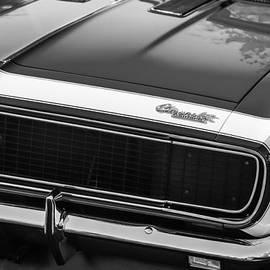 Jill Reger - 1967 Chevrolet Camaro SS350 Convertible Grille Emblem -0704bw