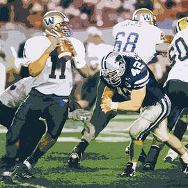 Don Olea - 1999 Holiday Bowl
