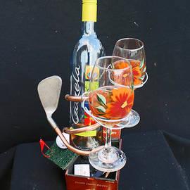 Edward  Long  - 19th W/2glasses
