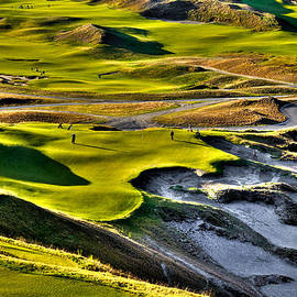 David Patterson - #9 at Chambers Bay Golf Course