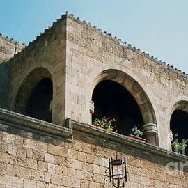 Marcus Dagan - Arches In Rhodos