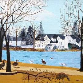 Artists With Autism Inc - Argyle Lake
