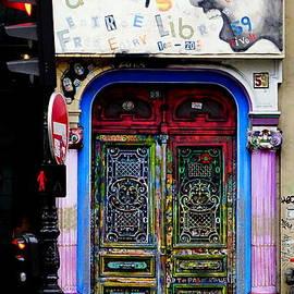 Richard Rosenshein - Artistic Door In Paris France