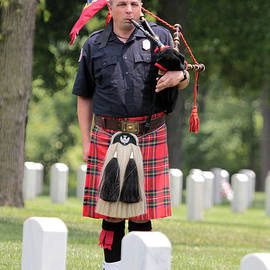 Dwight Cook - Bagpipes