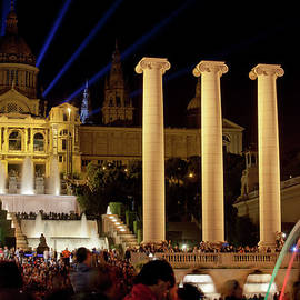 Artur Bogacki - Barcelona by Night