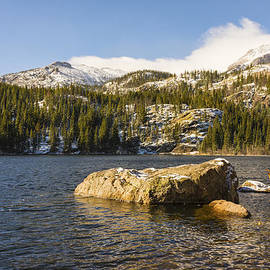 Bear Lake - Rocky Mountain National Park Colorado by Brian Harig