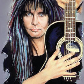Blackie Lawless by Melanie D