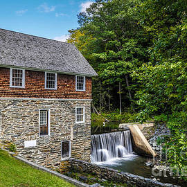 Edward Fielding - Blow Me Down Mill Cornish New Hampshire