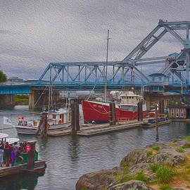 Carrie Cole - Blue Bridge