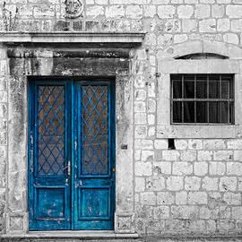Blue Door by Alexey Stiop