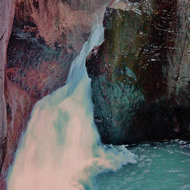 Janice Rae Pariza - Box Canyon Falls Ouray Colorado