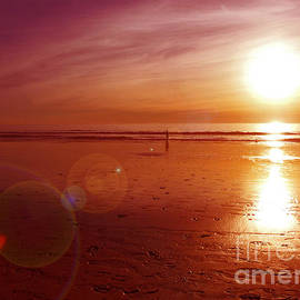 Micah May - California sunset