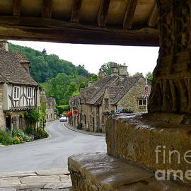 Denise Mazzocco - Castle Combe Picture Framed