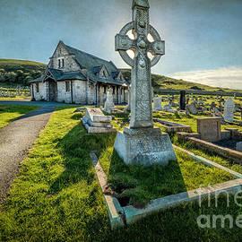 Celtic Cross by Adrian Evans