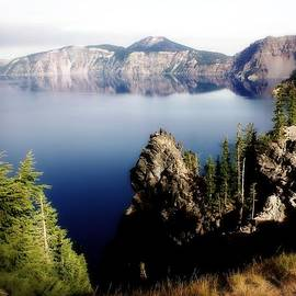 Crater Lake 1 by Marty Koch