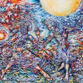 Susan Schiffer - Dancing Under a Yellow Moon