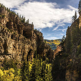 Brian Harig - Dead Horse Creek Canyon - Glenwood Canyon Colorado