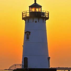 Dan Myers - Edgartown Light