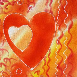 Hearts For Valentine by Irina Sztukowski