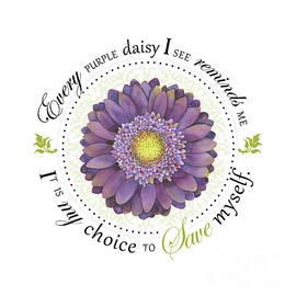 It's My Choice To Save Myself by Amy Kirkpatrick