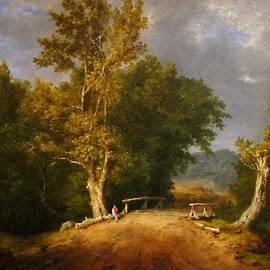 Landscape by Celestial Images