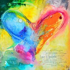Ivan Guaderrama - Love Never Fails