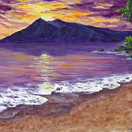 Darice Machel McGuire - Maui Sunset