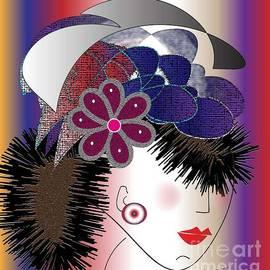 Michelle by Iris Gelbart