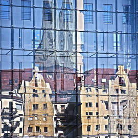 Mirror On The Wall by Heiko Koehrer-Wagner