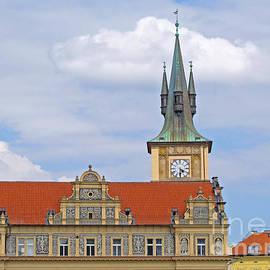 Ann Horn - Old Town Prague Water Tower