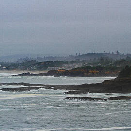 Tom Janca - Oregon Coast View