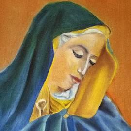 Our Lady by Ryszard Ludynia