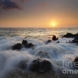 Over the Rocks by Mike  Dawson