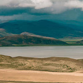 Raimond Klavins - Panarama Brahmaputra Yarlung Tsangpo River Tibet