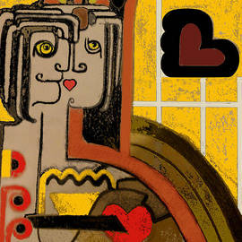 Queen of Hearts of Egypt by Carol Jacobs