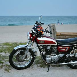 Laura Fasulo - retro beach ride