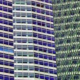 Allen Beatty - Skyscraper Abstract