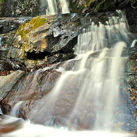 Smoky Mountain Falls by Frozen in Time Fine Art Photography