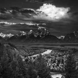 Andrew Soundarajan - Snake River Overlook