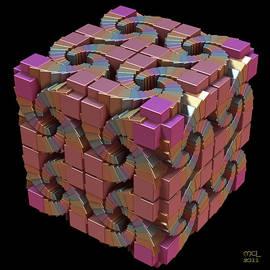 Manny Lorenzo - Spiral Box III
