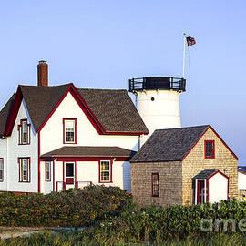 John Greim - Stage Harbor Lighthouse