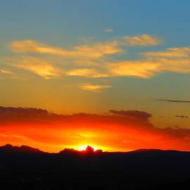 James Welch - Sunset In The Desert