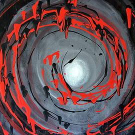 Swirling Around by Preethi Mathialagan