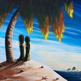 Shawna Erback - Original Fairy Seascape Artwork