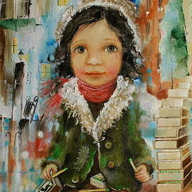 Monica Blatton - The Little Match Girl
