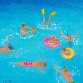 Jan Matson - The Swimmers